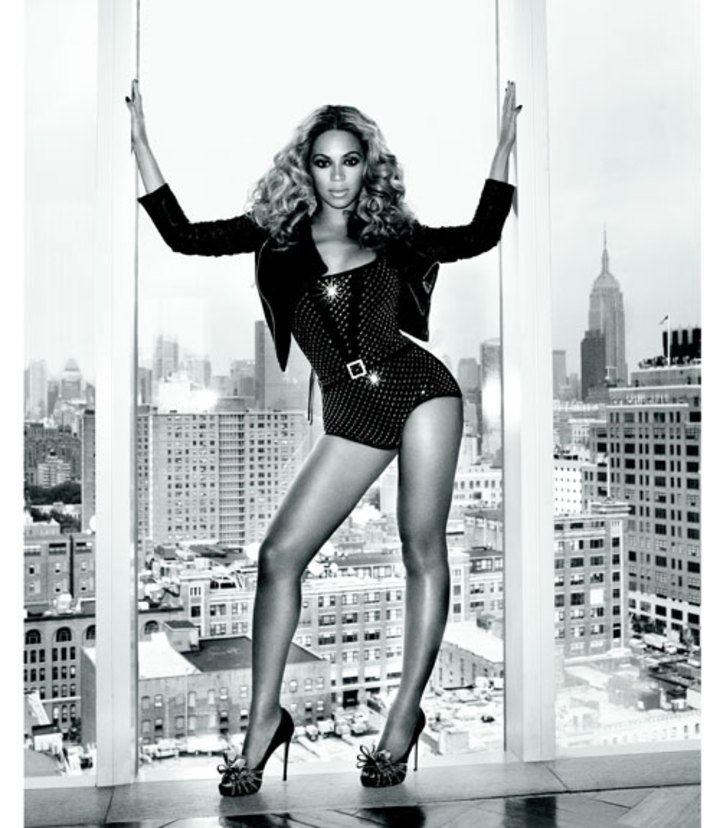 Beyonce: The definition of fierce.