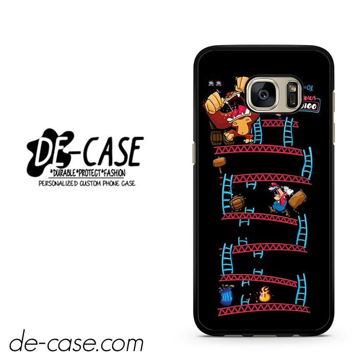 Donkey King DEAL-3563 Samsung Phonecase Cover For Samsung Galaxy S7 / S7 Edge