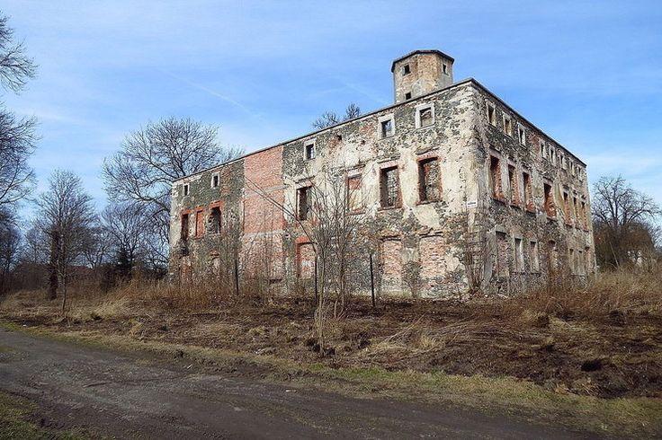 10 zrujnowanych pałaców na Dolnym Śląsku - 10 powodów do wstydu - Poznaj Polskę