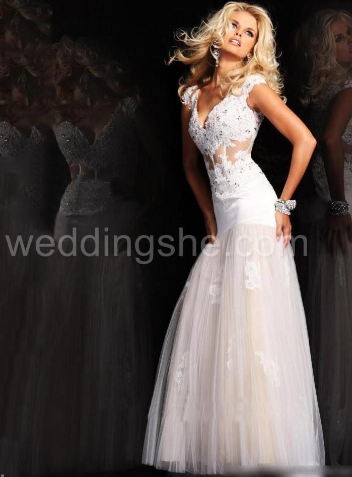 24 besten Jovani Prom Dresses Bilder auf Pinterest | Kleider mit ...