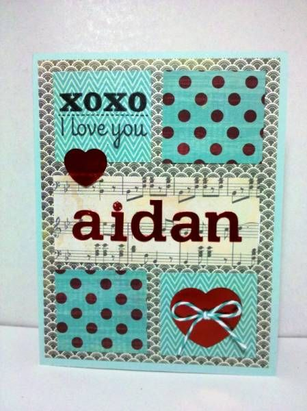 77 best images about Valentine card ideas – Pretty Valentine Cards