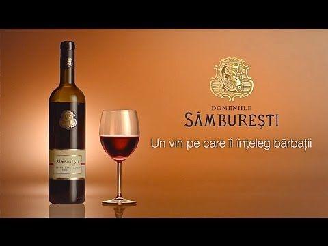Cabernet Sauvignon de Samburesti - Un vin pe care il inteleg barbatii - YouTube