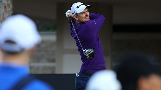 This is the first time I've gone back-to-back - Justin Rose