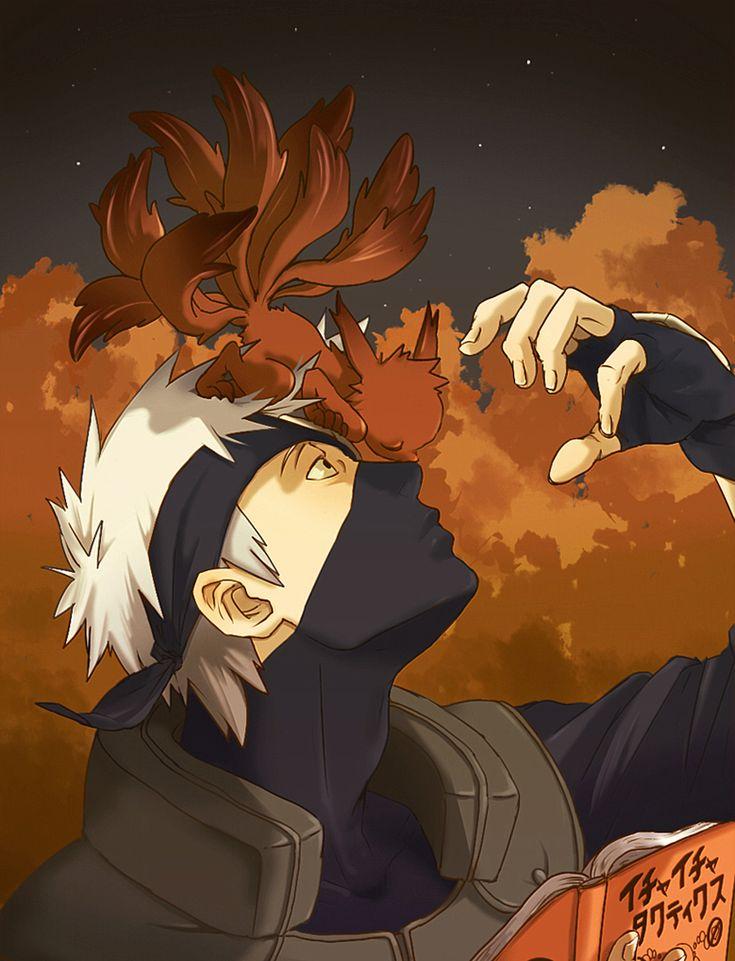 Naruto parece más un Pulpix que el Kyubi