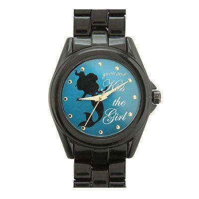 디즈니 인어공주 키스더걸 시계 Disney The Little Mermaid Kiss The Girl Watch #watch #disney ₩35,000