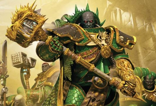 A New Gaunt's Ghosts Novel Coming Soon.... Along with Several More Awesome Books - Faeit 212: Warhammer 40k News and Rumors