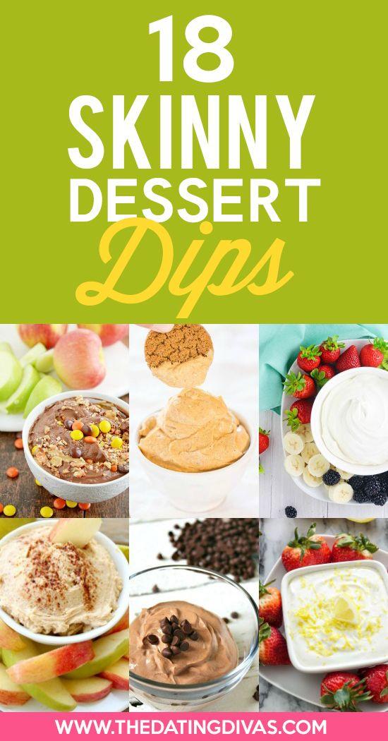 Skinny Dessert Dip Recipes