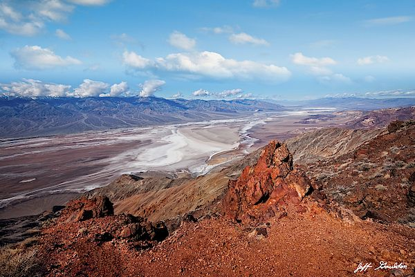 Badwater Basin From Dante S View Landscape Photography Landscape Photography Description