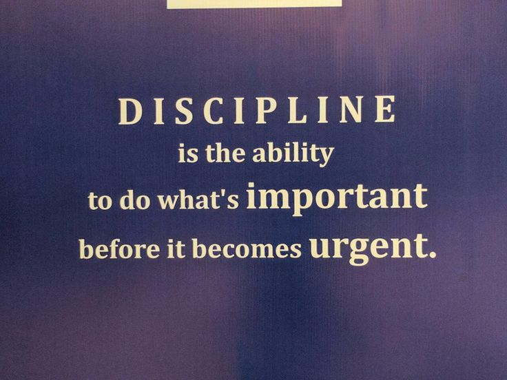 Best 25 Discipline Quotes Ideas On Pinterest Quotes On
