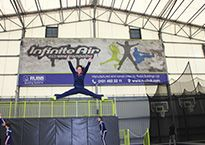 Kat Driscoll British trampolinist