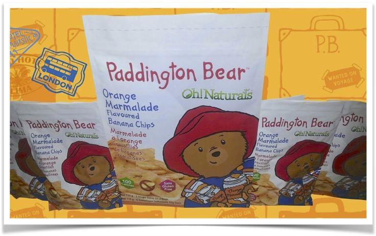 new Paddington Bear products