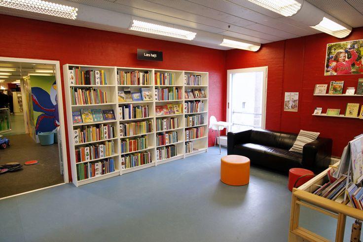 Aalborg Bibliotek - DK