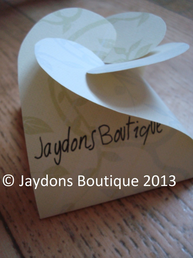 Gift / Favour Boxes, personalised printing, various designs and colours available x