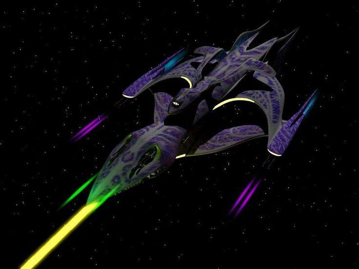 farscape ships | RPGGamer.org (Starships D6 / Vorlon/Minbari White Star-class Corvette)