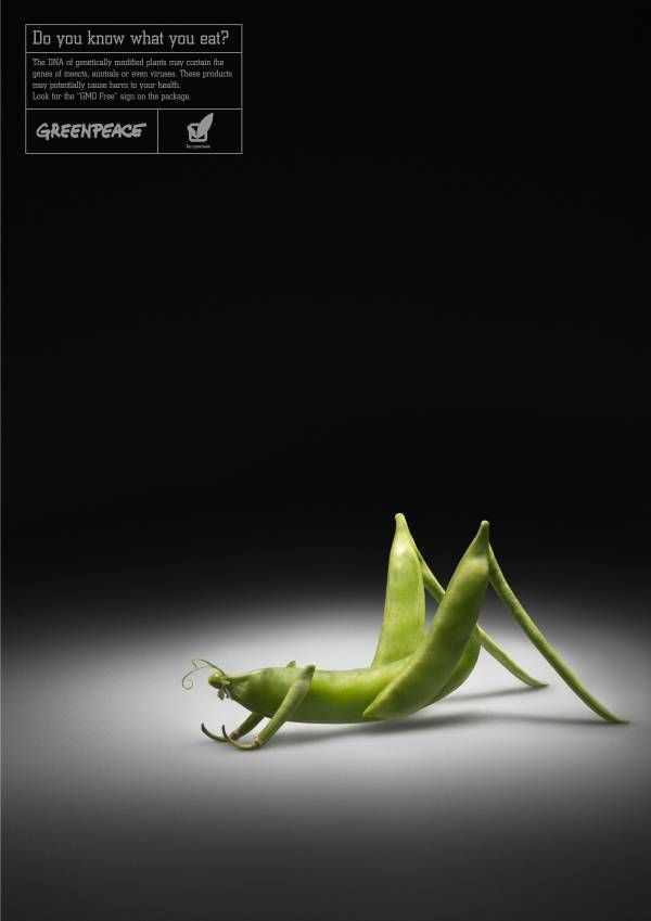 Greenpeace posters
