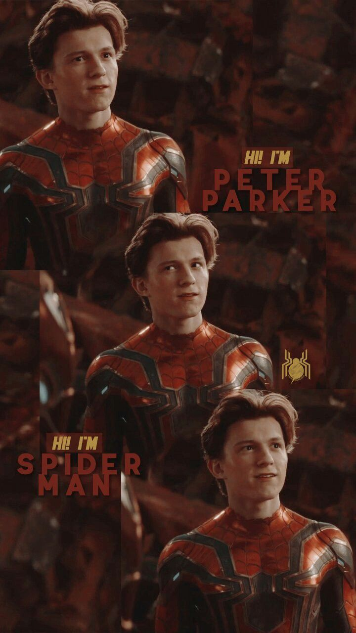 Get Cool Marvel Wallpaper For Iphone This Month Iphonexwallpapers4k Check More At Https Www Pinterest Com Pin 646 Tom Holland Tom Holland Spiderman Holland