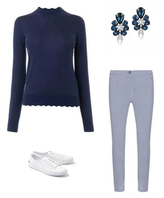 """""""Primark trousers"""" by sinead-kearns on Polyvore featuring Lacoste"""