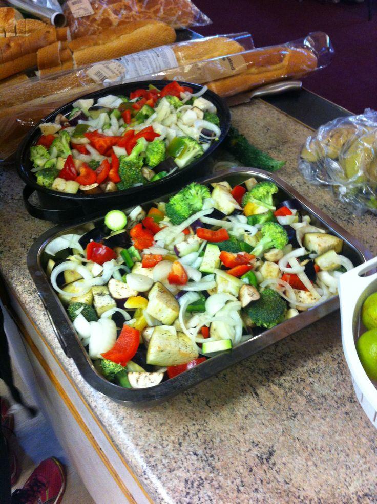 FoodCycle #veggies