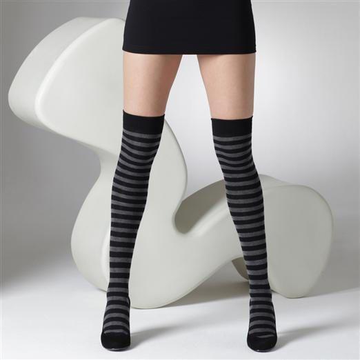 Pick-of-the-week 02-09 Feb #OVERKNEE Gipsy Stripe over-knee #calzessa