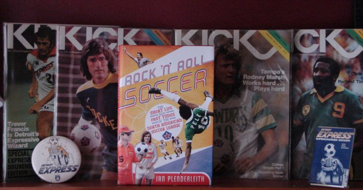 Rock n Roll Soccer: The Short Life and Fast Times of the North American Soccer League by Ian Plenderleith It was April, 1978, when the Detroit Free Press introduced me to Detroit's new pro team, th...