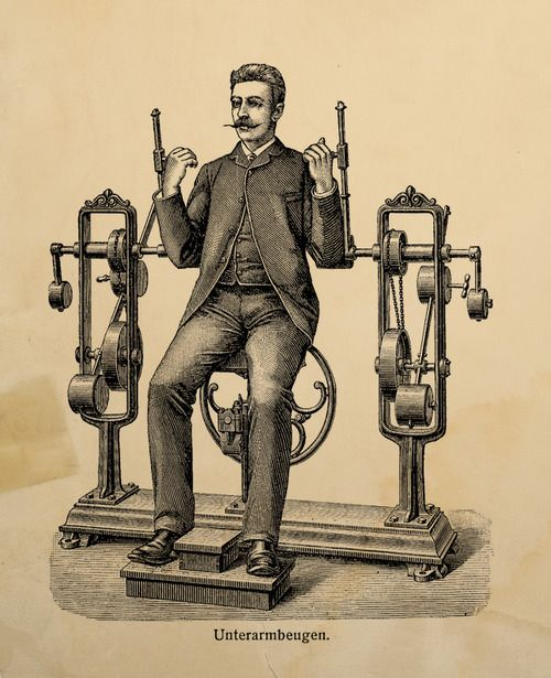 Fitness Equipment Advertisements: 15 Best Images About Fitness Equipment In History On