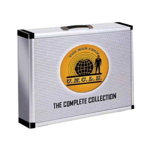 The Man from U.N.C.L.E.: The Complete Series Warner Home Video