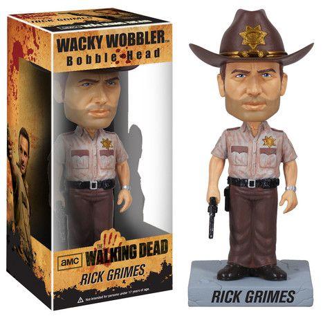 Wacky Wobbler: Walking Dead - Rick Grimes | Funko