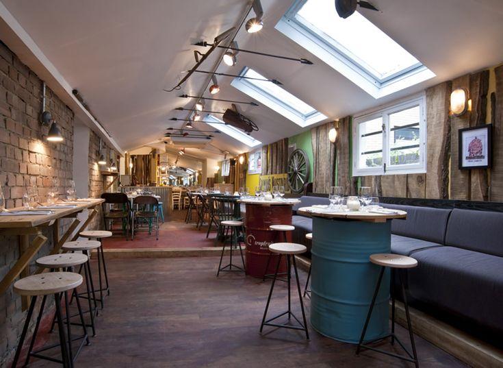 35 best restaurant concepts design / interiors images on pinterest