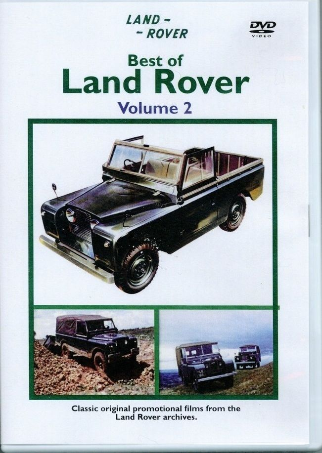 22 best veteran and vintage cars images on pinterest antique cars best of land rover vol 2 dvd 6 films 1957 74 90 min app motorfilms hmfdvd5014 fandeluxe Image collections