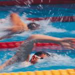 Workout to Hone Your Speed and Pacing. The main set is 3000 meters, a lengthier workout can be built around it with warmup drills and kicking/pulling sets.