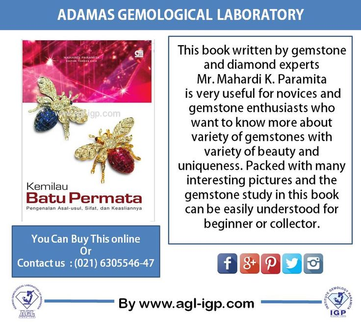 This book is suitable for beginner or even experienced gems enthuasiast.