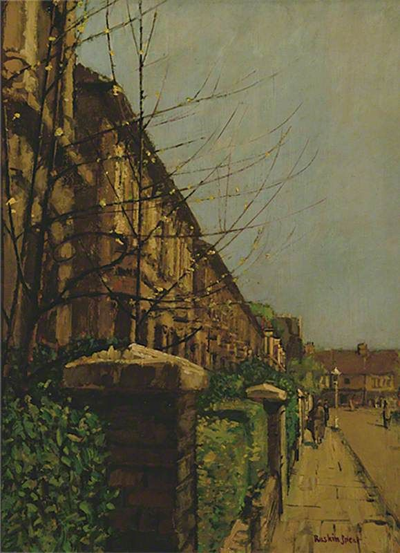 Spring in Hammersmith - ruskin spear | art | Painting ...