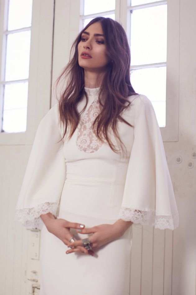Free People Wedding Dress Collection | FP Ever After | Bridal Musings Wedding Blog
