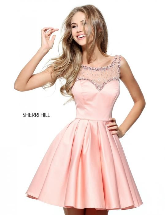 Mejores 443 imágenes de Sherri Hill en Pinterest | Vestidos del ...