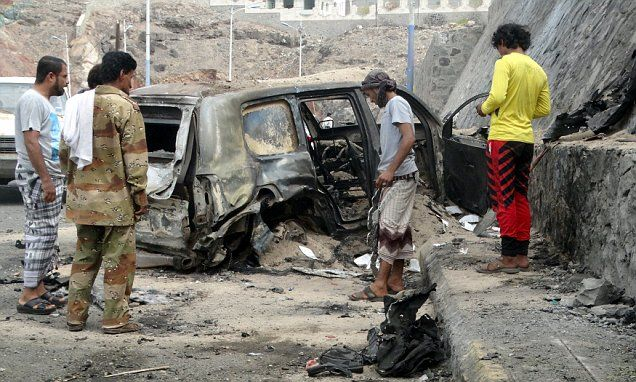 ISIS launch new terror spectacular as they kill city governor in Yemen
