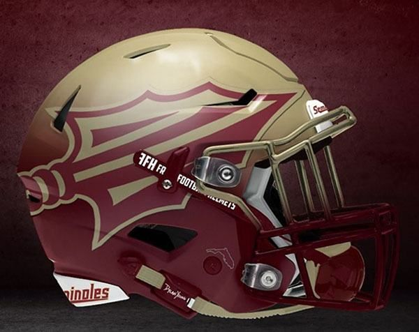 The Best College Football Alternate Helmet Concepts Football Helmets College Football Helmets Cool Football Helmets