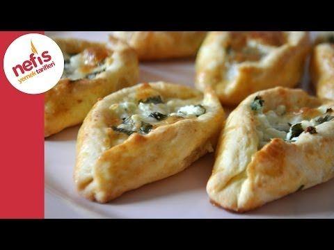 Peynirli Pide Poğaça – Nefis Yemek Tarifleri
