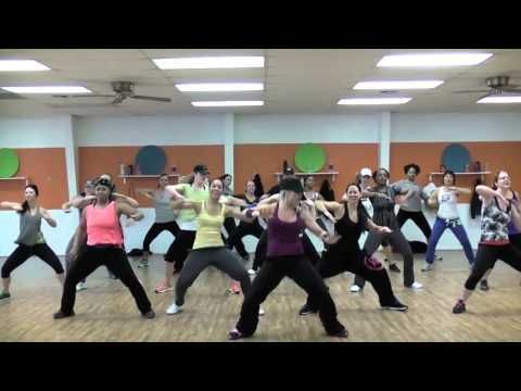"▶ ""THRIFTSHOP"" by Macklemore - Choreography by Lauren Fitz for Dance Fitness - YouTube"