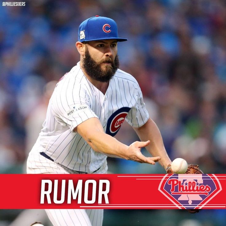 """According to Jon Heyman of FanRag Sports the Phillies and free-agent pitcher Jake Arrieta are """"having dialogue."""" The Phillies have been interested in the 31-year old righty the entire free agency period but it seems that they are now ramping it up. The only major blockage is the contract details. Arrieta wants long-term security but the Phillies are currently only looking to hand out short-term deals. - Arrieta 31 has connections with a large portion of the Phillies front office. Most of…"""