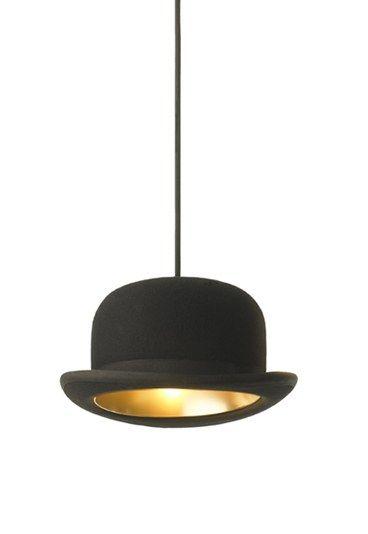 So British Déco - Luminaire chapeau - Décoration anglaise : Mettez un peu de…