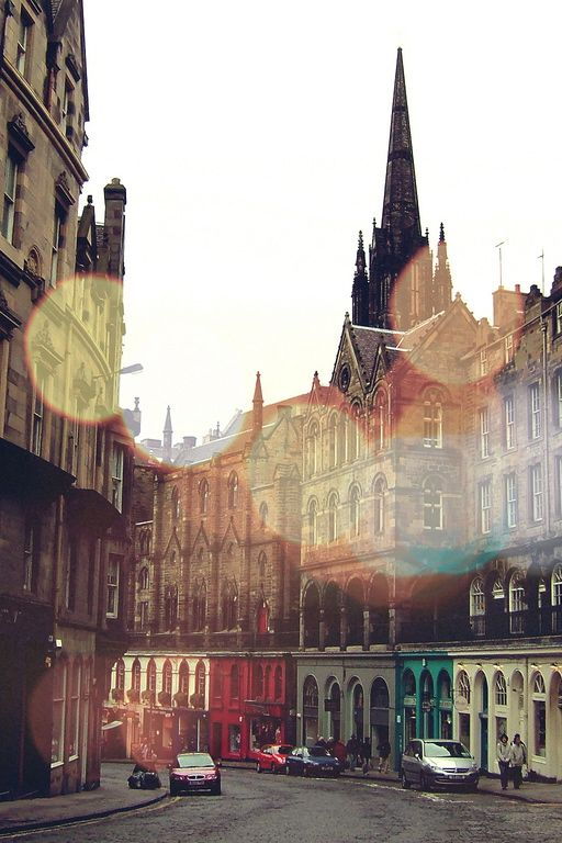 We love Victoria street! Such a lovely place for a wander.  https://www.facebook.com/CreativeCookware