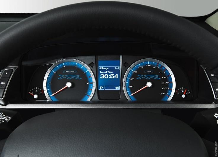 2008 Ford FG Falcon Ute XR6 Turbo
