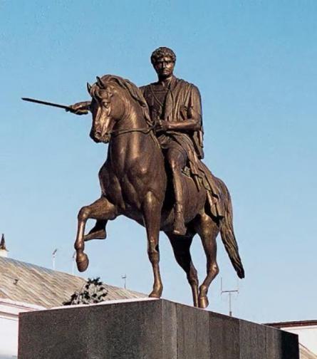 Pomnik Księcia Józefa Poniatowskiego w Warszawie, Thorvaldsen, 1 poł XIX
