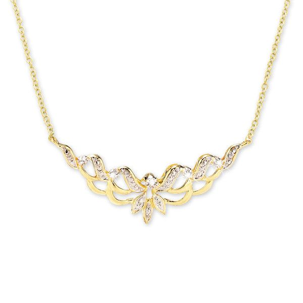 Genuine Diamond-Accent Necklace | Holsted Jewelers