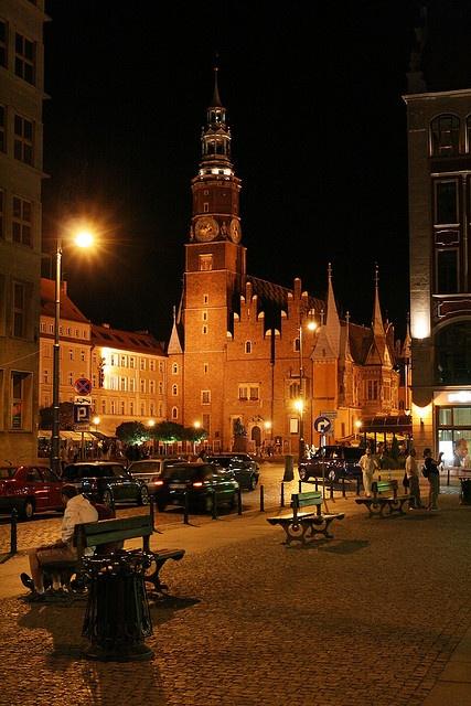 Wrocław Town Hall - Poland