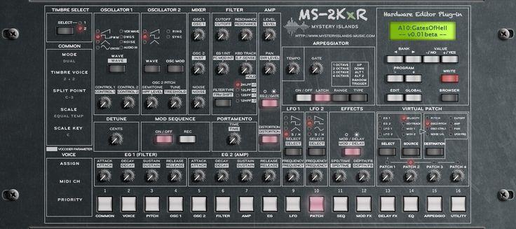 MS2KxR AudioUnit & VSTi GUI - http://www.mysteryislands-music.com/?portfolio=ms2kxr-audiounit-vsti-gui