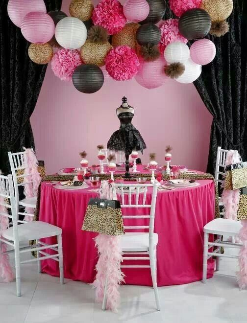 Diva Theme Party