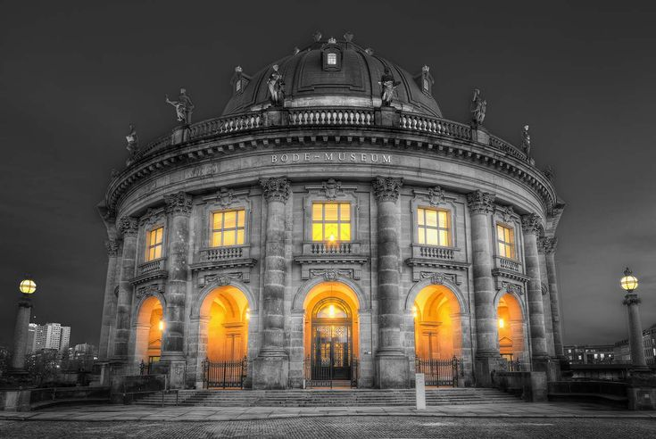 Berlin / Spree: Museum Island, Bode Museum © German National Tourist Board, Trinkhaus, Nico