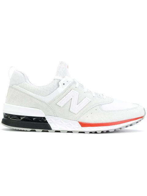 574 Sport Sneakers, Grey. Mens TrainersNew Balance ...