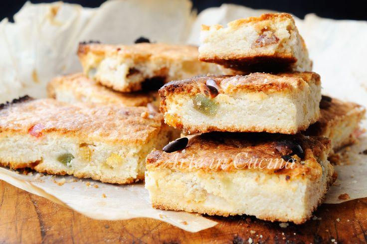 Pizza dolce di berride o romana ricetta ebraica veloce vickyart arte in cucina